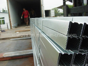 High Performance Building Light Galvanized Steel Keel / Channel pictures & photos