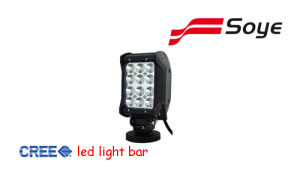 Four Row LED Light Bar 3W LED 36W