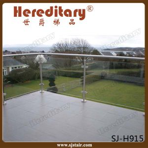 Exterior Swimming Pool Frameless Glass Pool Fence (SJ-H027) pictures & photos