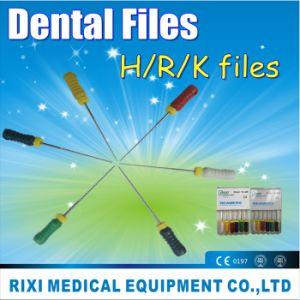 Stainless Steel Reamers Dental Files