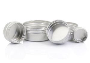 Various Capacity Aluminum Cosmetic Cream Jar (NAL01) pictures & photos