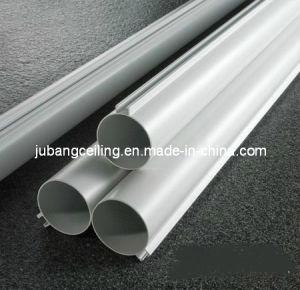 Suspended Aluminum Round Tube Ceiling
