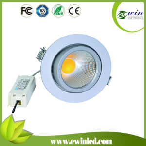 Quality Assurance 26W Rotatable LED Downlight pictures & photos
