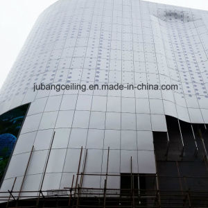 China Made High Quality Decorative Aluminum Curtain Wall