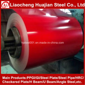 PPGI Color Coated Prepainted Steel Sheet in Coil pictures & photos
