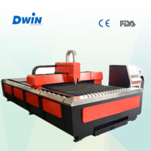 Best Quality 1000W Fiber Laser Metal Cutting Machine (DW-1530F) pictures & photos