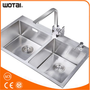 Squre Shape Kitchen Sink Faucet Kitchen Sink Tap pictures & photos