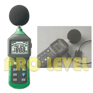 Temperature and Humidity Digital Sound Level Meter (MS6702) pictures & photos