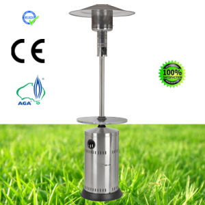 Stainless Steel Patio Heater with Dia. 50cm Stainless Steel Table pictures & photos