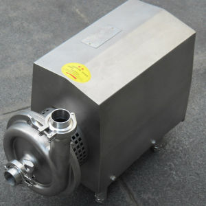 Stainless Steel Food Grade Sanitary Vacuum Pump pictures & photos