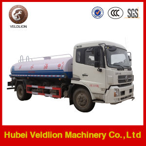 Dongfeng 4X2 8000L Water Tank Truck pictures & photos