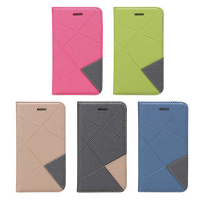 Hybird Leather Case for iPhone 6 pictures & photos