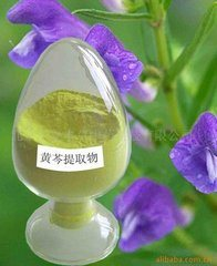 Hot Sale in China--Baical Skullcap Root P. E (CAS 94279-99-9)