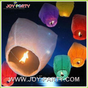 Ellipse Sky Lantern for Party Wedding pictures & photos