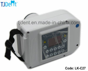 X Ray Sensor Connectable Wireless Portable Dental X Ray Unit (LK-C27) pictures & photos