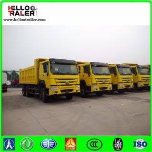 HOWO 8X4 6X4 336HP Euro2 Best Quality Sino Dump Truck pictures & photos