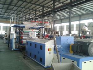 Low Price PVC Imitation Marble Sheet Extrusion Line / PVC Imination Marble Sheet Making Machine pictures & photos