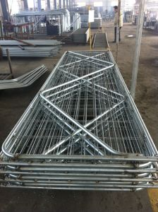 Galvanized Farm Gate Equipment Security Fence Temporary Fence pictures & photos
