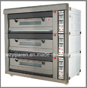 China Supplier Electrical Deck Oven Bread Baking Oven