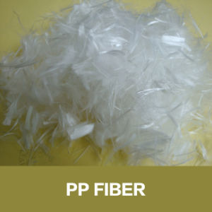 PP Fiber for Dry-Mixing Mortar Concrete Additives pictures & photos