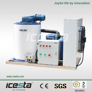 Industrial Fishery and Transportation Application Commecial Flake Ice Machine pictures & photos