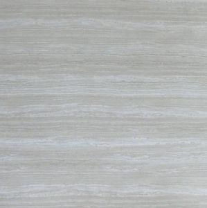 600X600 Fossil Wooden Tile, Grey Porcelain Floor Tile (HP66008)
