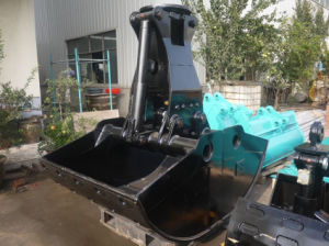 Clamshell Bucket for 5-40t Excavator pictures & photos