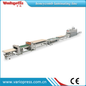 Paper Laminated Honeycomb Panel Production Line pictures & photos