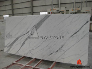 Natural Arabescato Corchia White Marble Stone Big Slab for Floor pictures & photos