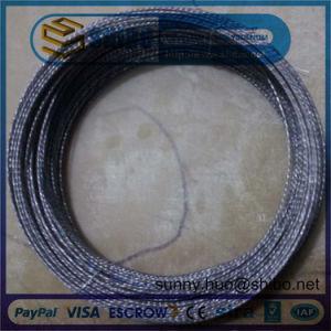 Twist Tungsten Wire for Metallizing pictures & photos