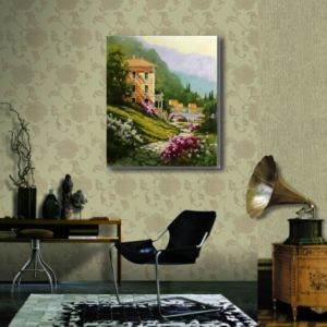 Classical Landscape with Villave House pictures & photos