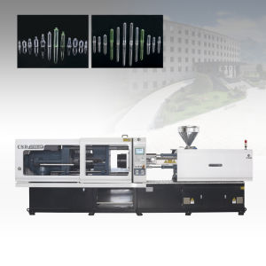 CE Approved with SP Series High Precision & Direct Pressure Injection Molding Machine (50-300T) (CSD-210S-SP) pictures & photos