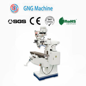 Electric Vertical Universal Milling Machine pictures & photos