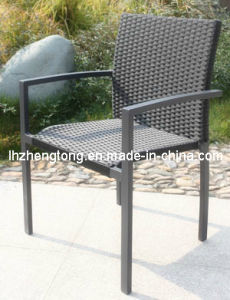 Outdoor Rattan Stacking Chair (C-017)