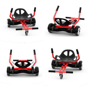 Factory Price Hoverseat Hoverkart for 2 Wheel Hoverboard Seat for Electric Self Balancing Scooter pictures & photos