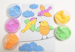 Foam Clay / Kids Toys/ Education / Magic Modeling Clay pictures & photos