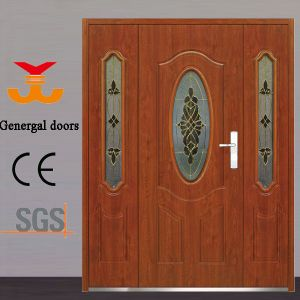 Steel European Style Entry Doors pictures & photos