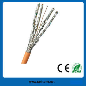 Cat7 SFTP LAN Cable /Network Cable (ST-CAT7-SFTP-LSOH) pictures & photos