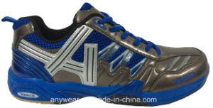 Mens Badminton Shoes Outdoor Tennis Footwear (815-2122) pictures & photos