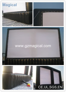 Inflatable Advertising Screen/Movie Screen (MIC-019) pictures & photos