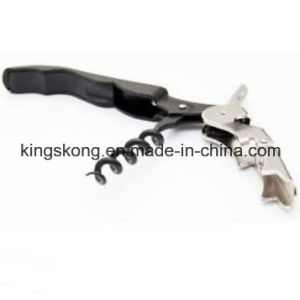 Multipurpose Portable Folding Winged Corkscrew Wine Beer Bottle Screw Openers pictures & photos