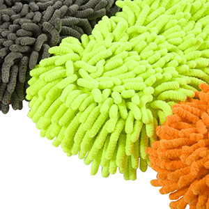 Chenille Car Cleaning Wash Mitt/Glove pictures & photos