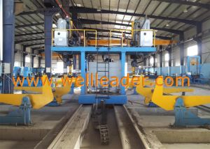 I T H Beam Automatic Submerged Arc Welding Machine