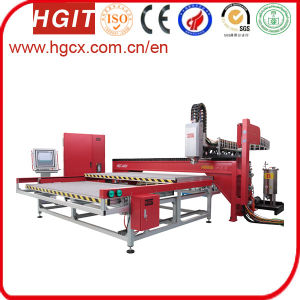 Polyurethane Foam Strip Dispensing Machine pictures & photos