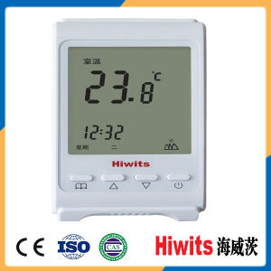 WiFi Wireless Smart Room Touch Screen Thermostat for Heating System pictures & photos
