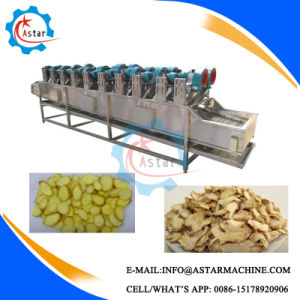 Ginger Flake Ginger Powder Processing Line pictures & photos