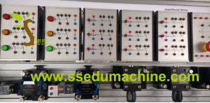 Mechatronics Trainer Coach Hydraulic Workbench Trainer Didactic Equipment Educational Equipment pictures & photos