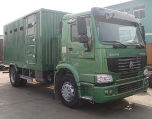 HOWO Maintance Truck pictures & photos