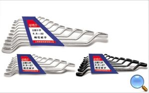 SGS Double Offset Ring Wrench Set