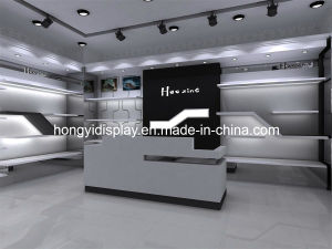Men Garment Shopfitting, Men Clothes Shop Decoration, Display Fixture pictures & photos